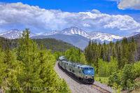 Amtrak to Winter Park and Fraser 629-1