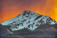 Byers Peak Sunset 706-1