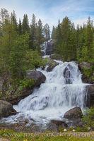 Cascade Falls on Eagle Peak Trail 1