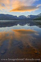Grand Lake Sunrise 627-4