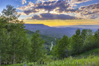 Grand Mesa Scenic Byway 7-1