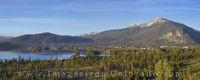 Lake Dillon Morning Panorama 1