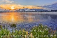 Lake Granby Sunrise 721-2