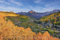 Late Autumn Afternoon near Mount Sneffels 2