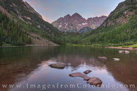 Maroon Lake Morning 719-1