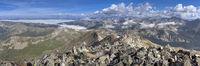 Mount Yale Summit View Panorama 1