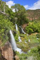 Rifle Falls near Glenwood Springs 1