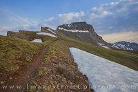 Trail to Uncompaghre Peak 1