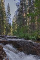 Upper Piney Trail Waterfall 1