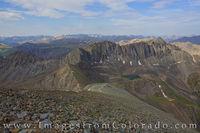 View from Handies Peak 1
