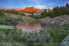 berthoud pass, sunshine, Vasquez Ridge, current creek, morning, 12, 000 feet, colorado prints for sale