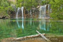 hanging lake, glenwood springs, colorado waterfalls, hanging lake falls, rocky mountains, colorado landscapes