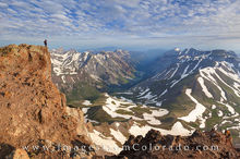 Climbing Uncompaghre Peak