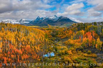 Autumn Colors along Last Dollar Road 103-2