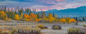 Autumn Morning near Fraser 103-1