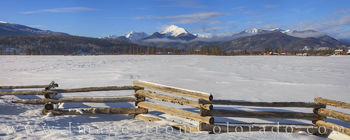 byers peak, fraser, winter park, grand county, fraser valley, mountain, winter, snow, december, fence, wooden fence, hiking, snowshoeing, panorama