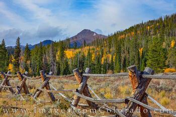 Byers Peak in Autumn 930-1