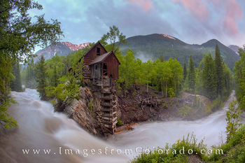 Crystal Mill, Crystal Colorado 1