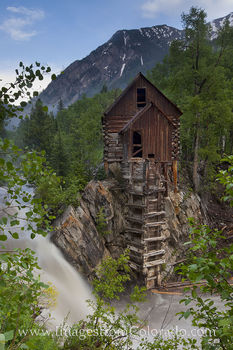 Crystal Mill, Crystal Colorado 3