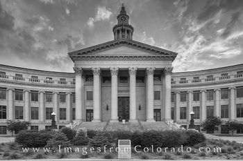 denver city and county building, denver black and white, denver images, denver skyline, denver capitol, downtown denver, denver colorado, black and white images, denver landmarks, denver history, denv