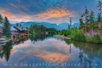 Grand Lake Morning Light 724-1