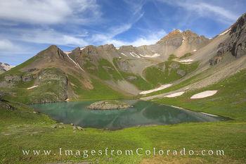 Ice lakes, ice lakes trail, island lake, silverton, wildflowers, 13ers, hikes, san juan mountains, Colorado hikes, Colorado trails