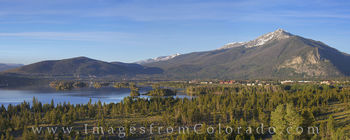 Lake Dillon, Frisco, Breckenridge, Ten Mile Peak, Ten Mile Range, Dillon, Frisco, colorado towns, colorado lakes, sunrise, panoramas