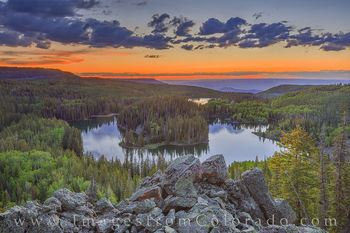 grand mesa, mesa lakes, lake mesa, sunset, summer, pine, colors, grand mesa scenic byway, hiking