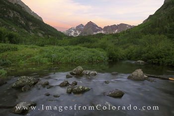 maroon bells, maroon creek, elk mountains, aspen, colorado icons, colorado landscapes