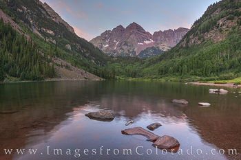 maroon bells, aspen, maroon peak, maroon lake, north maroon peak, 14ers, summer, july, maroon bells wilderness