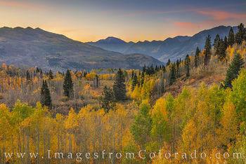 McClure Pass Autumn Sunrise 105-1