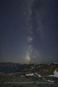 Milky Way from Berthoud Pass 1