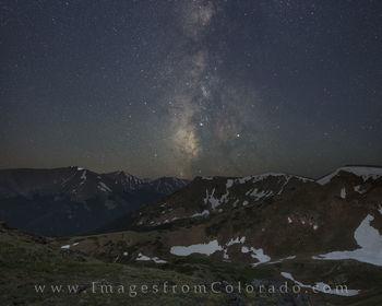 Milky Way from Berthoud Pass 2