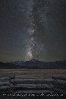 milky way, byers peak, stars, fraser, grand county, night, dark skies, fence, cold, summer, night sky, fraser valley