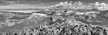 black and white images, colorado black and white, 14ers, colorado summits, princeton, mount princeton, colorado peaks, rocky mountains, hiking colorado