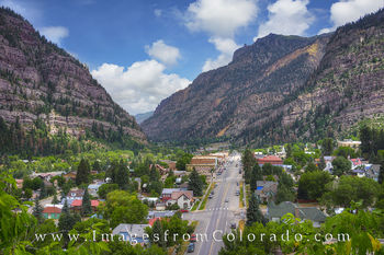 ouray colorado, ouray images ouray prints, little switzerland, colorado towns, colorado images, colorado resorts