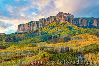 Owl Creek Pass in Autumn 111-1
