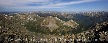 La Plata, 14ers panorama, colorado 14ers, colorado mountains, landscapes, colorado summits