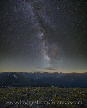 colorado images, colorado prints, colorado landscapes, milky way images, colorado wildflowers, rocky mountain national park, rocky mountains, trail ridge road, rmnp image, night sky images, night sky