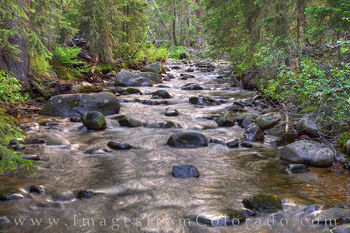 vasquez creek, winter park, grand county, hiking, summer, evening, river, water, creek