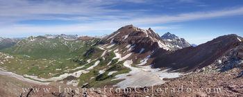 West Maroon Pass Panorama 1