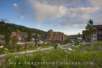 Winter Park Ski Base in Summer 1