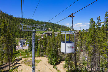 winter park, summer, base, gondola, hideaway park, grand county
