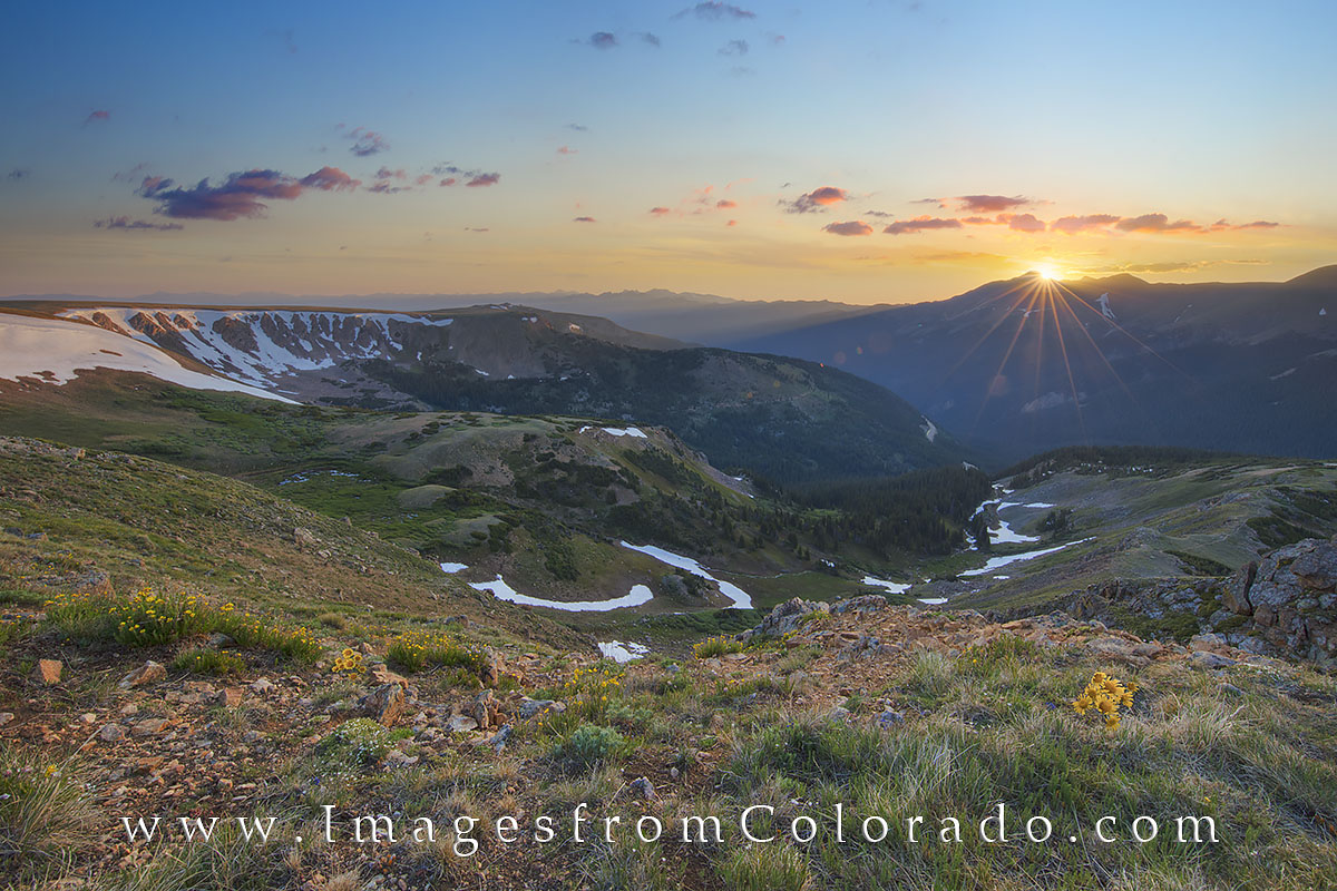 Berthoud Pass Sunrise 1