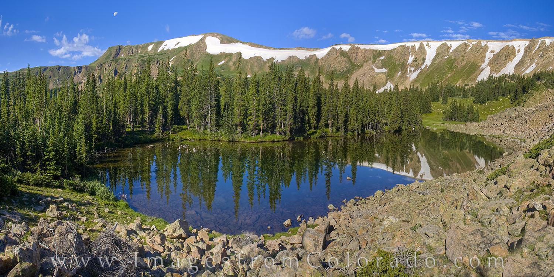 grand county, berthoud pass, winter park, mountain lake, colorado lakes, colorado panorama, photo