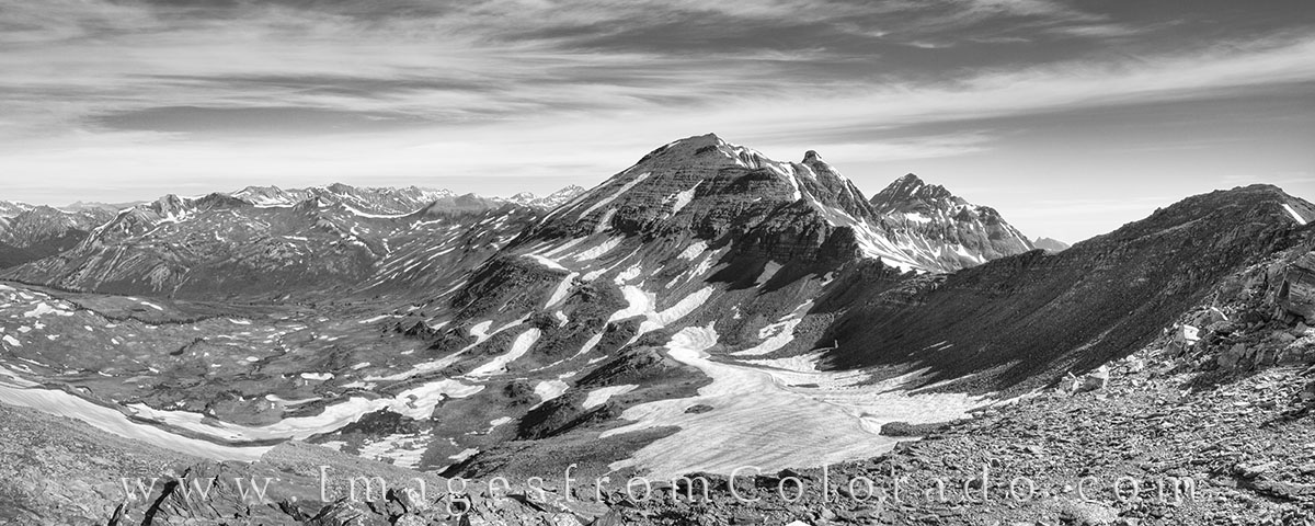 black and white, colorado black and white, west maroon pass, 14ers, maroon bells, crested butte, aspen, colorado hiking, hiking colorado, colorado trails, gothic road, photo