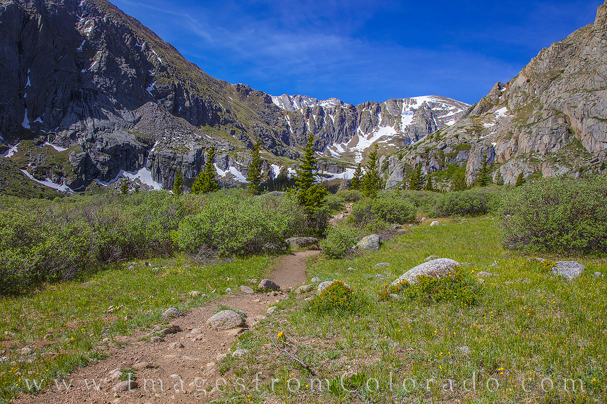 chicago lakes trail, mount evans, hiking, colorado, summer, idaho springs, rocky mountains, lakes, photo