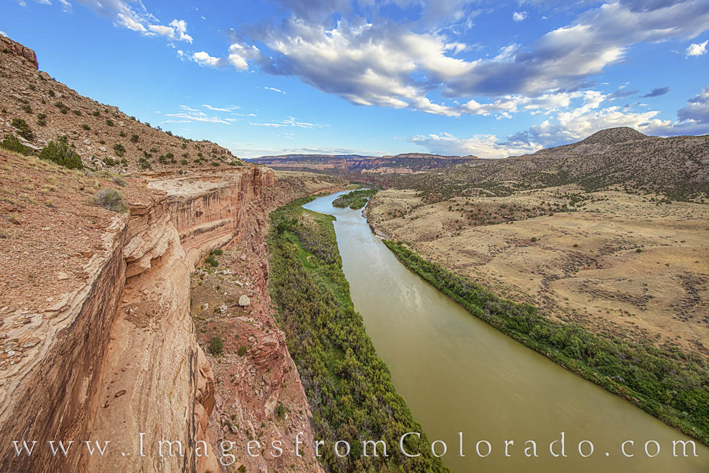 colorado river, horsethief canyon, mcinnis wilderness, grand junction, mesa county, afternoon, hiking, kokopelli trail, photo