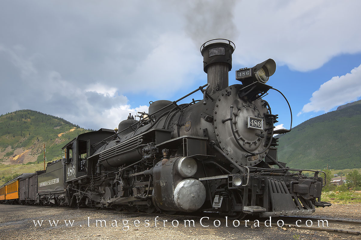 durango to silverton narrow gauge railroad, narrow gauge railroad, durango, silverton, railroad, san juans, san juan mountains, photo