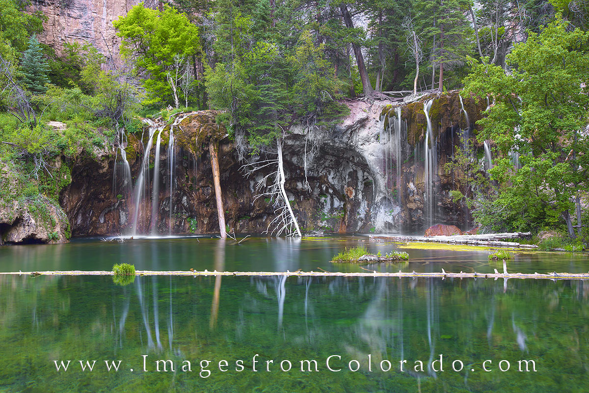 The waters of Hanging Lake are the color of emeralds and clear enough where you can sit and watch the trout swim by. This iconic...
